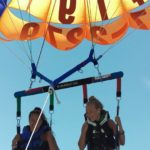 Parasail Sandusky Ohio North Coast Parasail