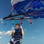 Watersports Ohio North Coast Parasail