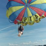 Parasailing Sandusky Bay North Coast Parasail