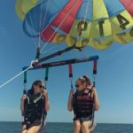 Parasail Sandusky Bay Lake Erie North Coast Parasail